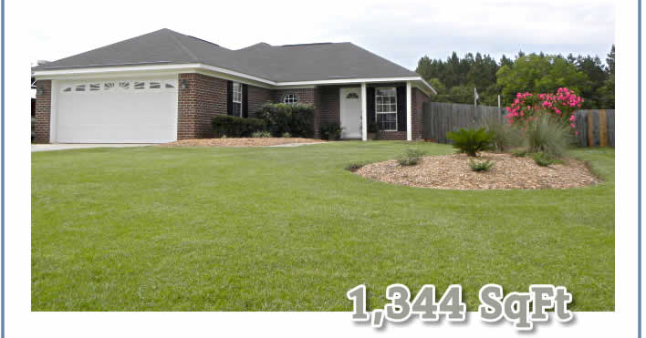 Home for Sale in Loxley Alabama
